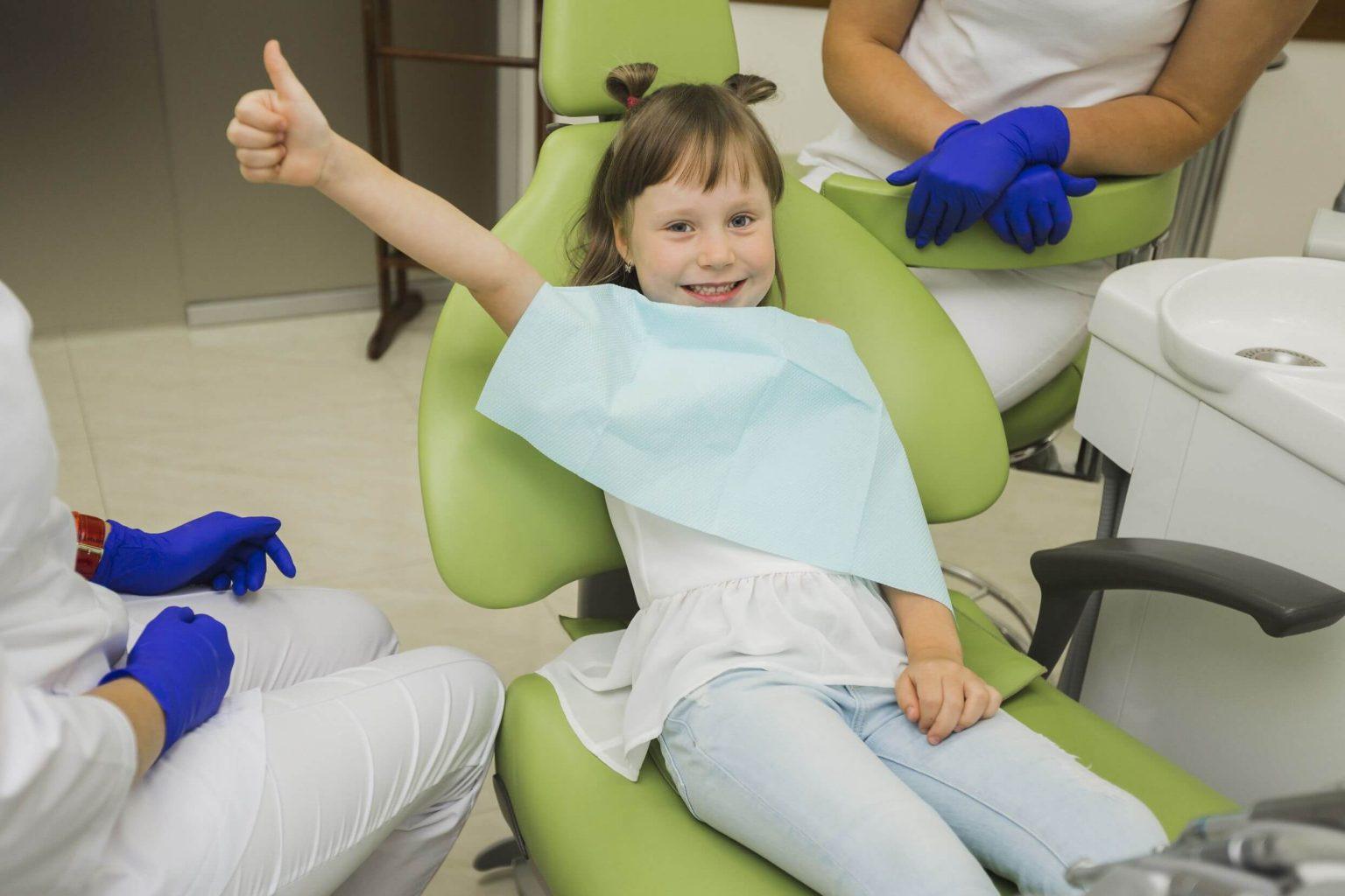 Children's Dentistry At Alpenglow Dental In Bend, Oregon