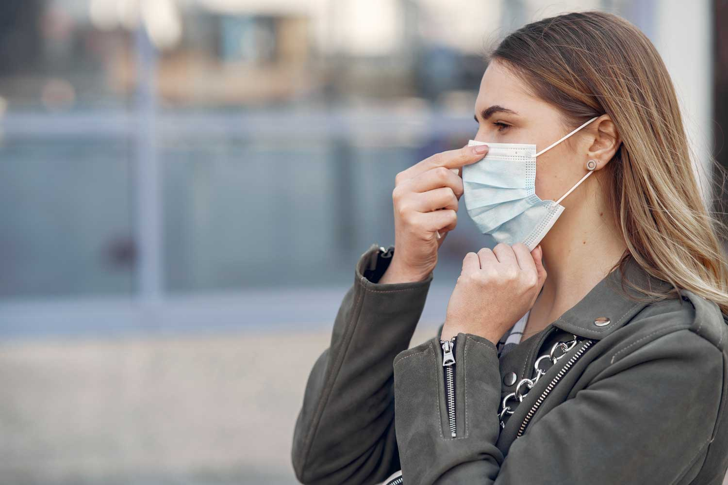 Bad Mask Breath? Listen To Your Mask